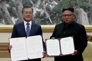 Hàn-Triều nhất trí rút quân, giải trừ quân bị tại Bàn Môn Điếm