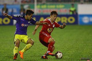 TRỰC TIẾP HAGL 2-4 Hà Nội FC (HIỆP 2): Công Phượng 'nổ súng'