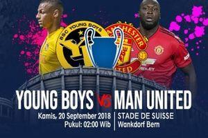 TRỰC TIẾP Young Boys 0-0 Man United: Quỷ đỏ thót tim (H1)