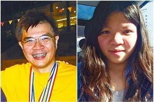 Quả bóng trong ôtô tiết lộ âm mưu giết vợ con của phó giáo sư