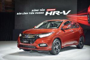 Chi tiết phiên bản Honda HR-V cao cấp nhất, giá 871 triệu đồng