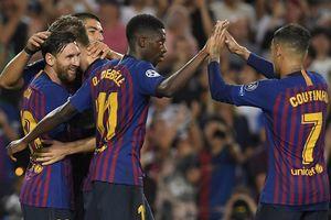 Lập hattrick vào lưới PSV, Messi vẫn ngước nhìn sự vĩ đại của Ronaldo