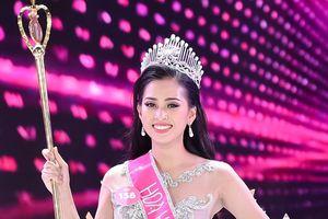 Sau Hoa hậu Thùy Dung, Trần Tiểu Vy là Hoa hậu Việt Nam gây tranh cãi chuyện học vấn nhất trong lịch sử