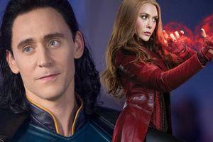 Không phải là trên màn ảnh rộng, 'Loki' và 'Scarlet Witch' sẽ có phim riêng trên nền tảng mới của Disney!