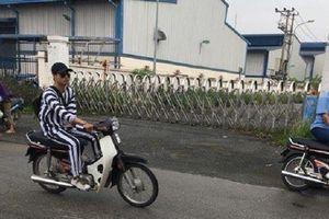 Bộ đồ gây tranh cãi nhất mạng xã hội: Đồng phục Juventus hay quần áo kẻ sọc của phạm nhân?