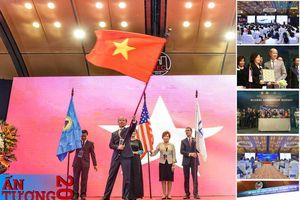 Ấn tượng IREC Hà Nội – 2018