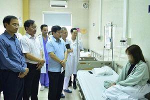 Phó Chủ tịch Hà Nội lên tiếng việc đến thăm nạn nhân sốc ma túy