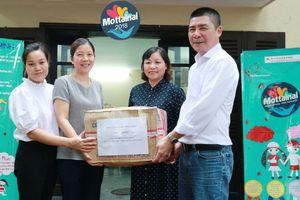 Trung tâm Phụ nữ và Phát triển ủng hộ Mottainai mùa thứ 6