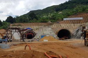 Hầm đường bộ Cù Mông sẽ đưa vào sử dụng trước Tết Nguyên đán