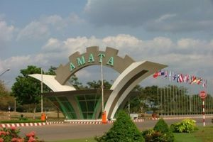 Tập đoàn Amata được nghiên cứu đô thị thông minh gần 2.000 ha tại Quảng Ninh