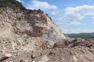 Thanh Hóa: Cần sớm làm rõ mốc giới giữa hai mỏ đá nhằm đảm bảo ATLĐ trong khai thác