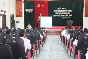Bồi dưỡng kiến thức về vai trò, vị trí chiến lược của biển đảo Việt Nam trong sự nghiệp xây dựng và bảo vệ tổ quốc