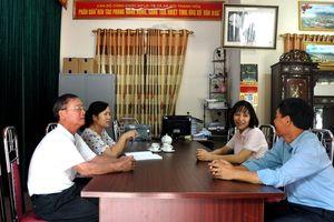 Giám sát cải cách hành chính tại Sở Lao động-Thương binh và Xã hội