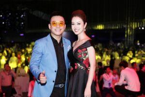 MC Jennifer Phạm hội ngộ ca sĩ Tuấn Hưng tại TP HCM