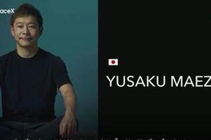 Nghệ sĩ khách mời du lịch Mặt trăng của doanh nhân Nhật Bản qua đời