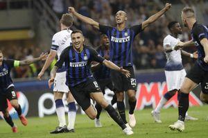 Ngược dòng ngoạn mục, Inter Milan đánh dấu sự trở lại tại Champions League