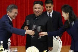 Nghệ thuật 'ngoại giao ẩm thực' tại hội nghị thượng đỉnh liên Triều