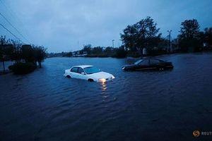 Bờ Đông nước Mỹ tiếp tục đối mặt với lũ lụt nghiêm trọng sau bão