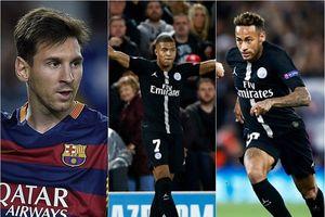 10 ngôi sao đắt giá nhất Champions League: Neymar sánh ngang Messi