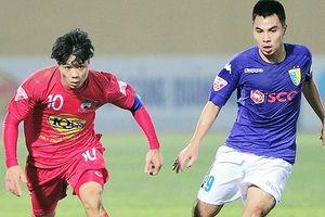 Công Phượng lập công, HAGL tiếp tục thua đậm trước Hà Nội FC