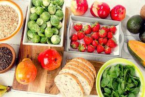 Giảm béo phì bằng chất xơ trong thực phẩm