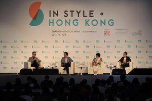 Khai mạc triển lãm thương mại 'In Style. Hong Kong' tại TP.HCM