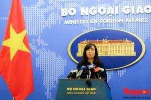 Phản ứng của Việt Nam trước đề xuất khai thác trên biển của Trung Quốc