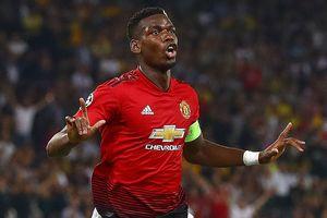 Pogba lập cú đúp, M.U khởi đầu hoành tráng ở Champions League