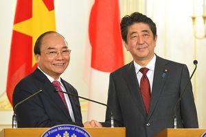 Thủ tướng Nguyễn Xuân Phúc gửi Thư mừng tới Thủ tướng Nhật Bản Shinzo Abe