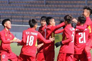 U-16 Việt Nam có biệt danh là 'Rồng vàng'?