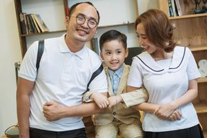Thu Trang tắt livestream giữa chừng vì hành động kỳ lạ của con trai