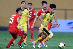 CLB Hà Nội B vẫn có thể giành vé lên hạng V.League mùa sau