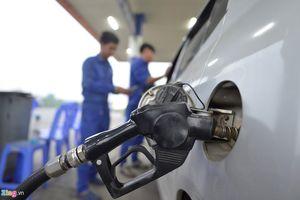 Tăng thuế bảo vệ môi trường với xăng lên khung cao nhất 4.000 đồng/lít
