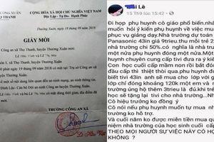 Thanh Hóa: Thông tin mới vụ bị công an mời lên làm việc khi đăng thông tin lên Facebook