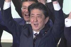 Ông Shinzo Abe tái đắc cử Chủ tịch Đảng Dân chủ tự do Nhật Bản