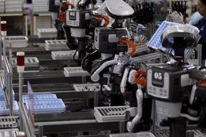 Robot không phải 'kẻ cướp việc làm'