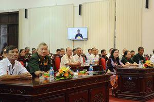 Bộ Quốc phòng gặp mặt đoàn đại biểu người có công tỉnh Kiên Giang