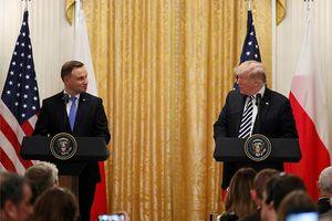 'Pháo đài Trump' trên lãnh thổ Ba Lan có thành hiện thực?