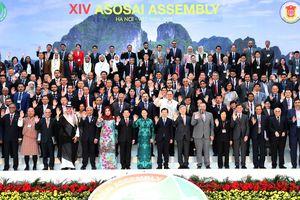 Khai mạc Đại hội các cơ quan kiểm toán tối cao Châu Á lần thứ 14: Kiểm toán môi trường vì sự phát triển bền vững