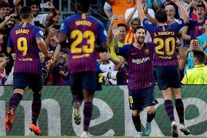 Lời hứa của Lionel Messi