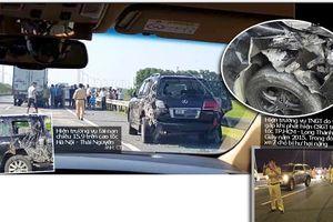 CSGT có nên dừng xe để kiểm tra trên cao tốc?