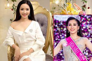 Giáng My bảo vệ phát ngôn gây tranh cãi của Hoa hậu Trần Tiểu Vy