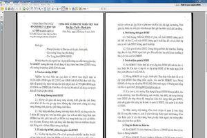 Vĩnh Phúc 'tuýt còi' dạy thêm, học thêm