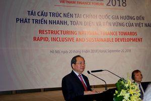 6 thách thức trong tái cấu trúc nền tài chính công Việt Nam