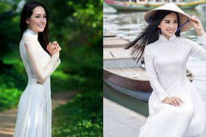 Mai Phương Thúy thừa nhận nhan sắc giống Trần Tiểu Vy