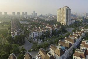 'Khu đô thị hạnh phúc' giữa lòng Hà Nội