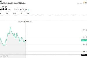 Chứng khoán sáng 20/9: Giao dịch bớt sôi động, TCM giảm giá sau khi công bố chào mua SAV