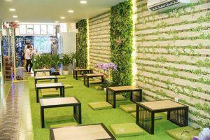 Những mẫu thiết kế quán trà sữa diện tích dưới 20m2 siêu 'kute'
