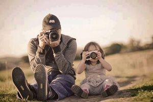 Điều tuyệt vời chỉ những ông bố có con gái mới được tận hưởng