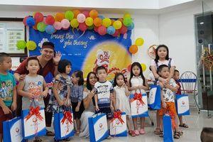 SCB Thái Bình với chương trình 'Trung thu yêu thương 2018'